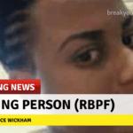 RBPF Shanice Wickham