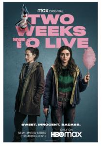 Writers: Gaby Hull, Phoebe Eclair-Powell Stars: Maisie Williams, Sian Clifford, Mawaan Rizwan