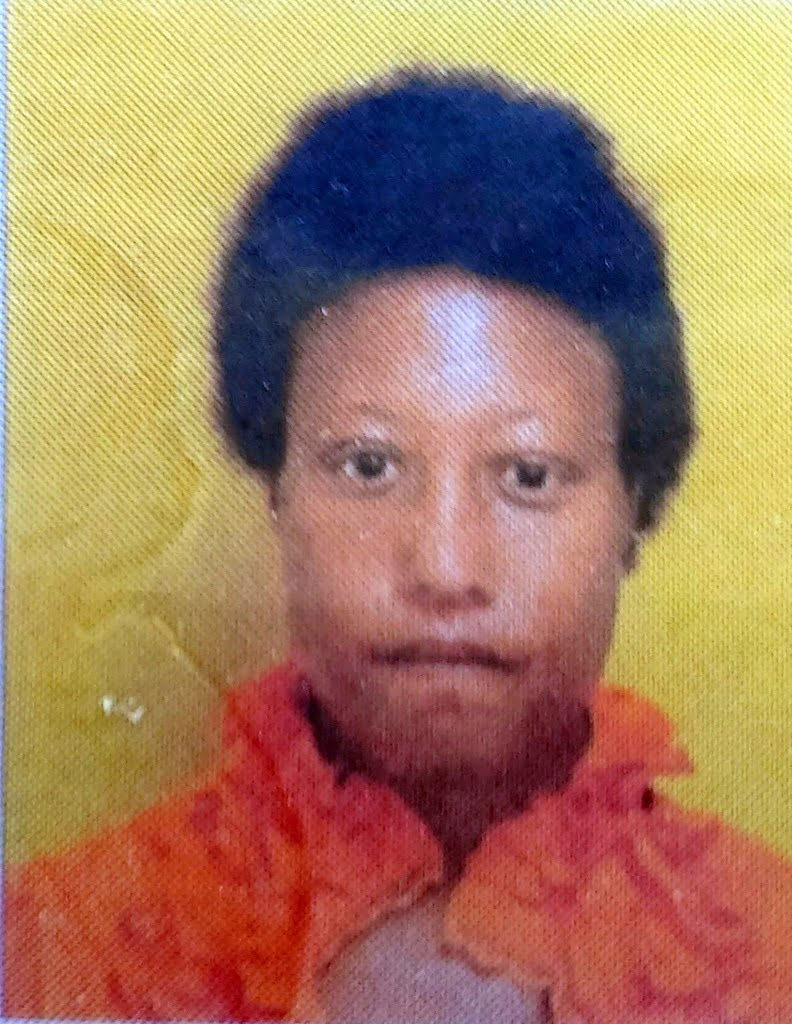 She is 36 year old Tamika Maynard of Mount Friendship St. Michael. Tamika Maynard is in the habit of walking away from home and not returning for days.