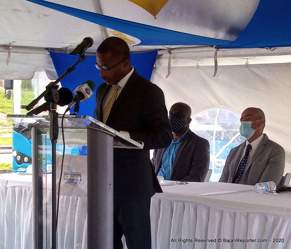 The panel for the virtual public meeting will comprise of Minister of Transport, Works and Water Resources, Ian Gooding-Edghill; Permanent Secretary, Mark Cummins; Project Manager, Dave Scantlebury as well as technical consultants for the project.