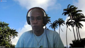 Rickardo Ward - Climate Change Coordinator