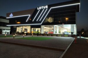 As well as being hosted at the new Lotus Dubai showroom, the car will be at the Lotus showroom in Abu Dhabi and the all-new facility in Bahrain. Again, numerous VIP viewings for potential new customers are already planned.