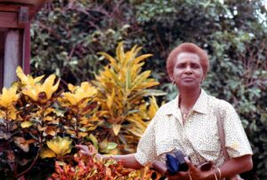 """Thomassillienne spent an active retirement in Albany with Jacqueline, Barry, and her grandchildren; in St. Martin with Lasana and Beverly, with cousins """"Freed,"""" Louisette (Lizette), Arlette, and Samuel in Rambaud, where she lived between 2007 and 2019; and visiting Judy in Curacao."""