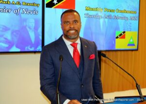 """<em>This regularizes the position and I am grateful that my Government has been able to secure and put beyond doubt that the historic Bath Hotel and Bath Stream belong to the Government and people of Nevis</em>."