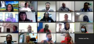 Key disaster relief personnel from Antigua and Barbuda, Barbados, Jamaica, Trinidad, and The Bahamas participated in discussions during CDEMA's 2-week Logistics and Relief workshop