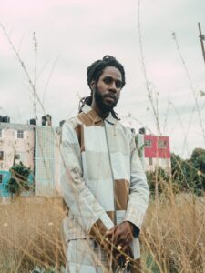 With a post-apocalyptic backdrop, Chronixx unleashes a striking video, co-directed by himself and Samo, to accompany the song.