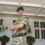 """UK Defence Attaché to the Caribbean Lt. Col. Simon Westlake said: """"In delivering this virtual programme, the UK continues to work with our Caribbean partners to collectively share experiences, to develop ways of thinking and of working together to better tackle contemporary security challenges that threaten lives and livelihoods."""""""