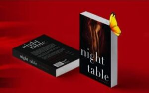 'Night Table' is available for purchase on Amazon as well as via Kindle E-Book, Chapters Indigo online and Barnes & Noble online.