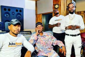 """""""<em>Beres has transcended through generations, from the 70s to the 2000s but this generation, I think gone over his head</em>."""" The combination of Beres and Popcaan, he says, is a """"<strong>win-win</strong>"""" for both artists."""
