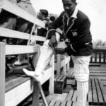 """As a cricketer, his achievements are numerous but it was his astute leadership as captain, that gelled the West Indies team which was thereafter elevated to the top of our major sport (Cricket) internationally. He was the second black person to captain our West Indies cricket team and was later called """"Cricket's Nelson Mandela""""."""