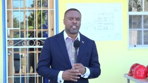 Mr. Brantley remarked that how we treat animals is an indicator of a country's development and that Nevis is making considerable strides in that regard.