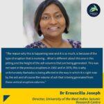 Dr Erouscilla Joseph