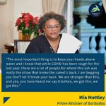 Mottley did not give any indication how soon such a plan would be put in place.