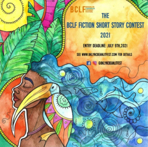 For the <b>2021 BCLF Short Fiction Story Contest</b> submission guidelines and entry form please go to: <i>www.bklyncbeanlitfest.com/writing-contest</i>