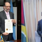 The Secretary-General also praised Guyana's provision of tangible support to sister CARICOM Member State St. Vincent and the Grenadines as the country faces the wrath of an explosive La Soufriere volcano.