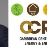 The CCREEE Executive Director, Dr Gary Jackson spoke to the critical need for sustainable energy projects in the context of the environment and the economy during his opening remarks, as the session's moderator.