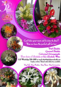 Specials galore from Petals Paradise in Sergeant's Village