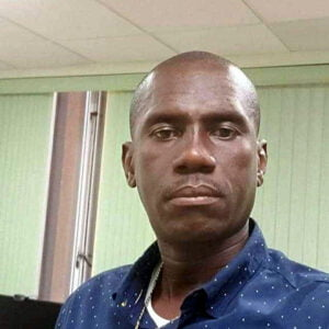 The police officer was identified as <strong>Station Sergeant (Acting) Newton Lewis</strong> from same area. At the time, he was assigned the duties of driver to the Commissioner of Police, Mr Tyrone Griffith.