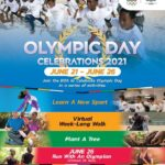 BOA Olympic Day 2021 Flyer