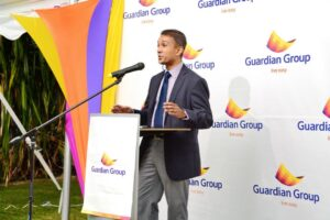 """In explaining why Guardian Group chose to invest in the Global Leadership Diploma Scholarship for the region, Group Chief Executive Officer, <strong>Ravi Tewari</strong>, described it as """"<em>a unique opportunity for potential and emerging leaders in the Caribbean to fulfill their individual visions and goals of fostering positive change in the communities and environments in which they live</em>. """""""
