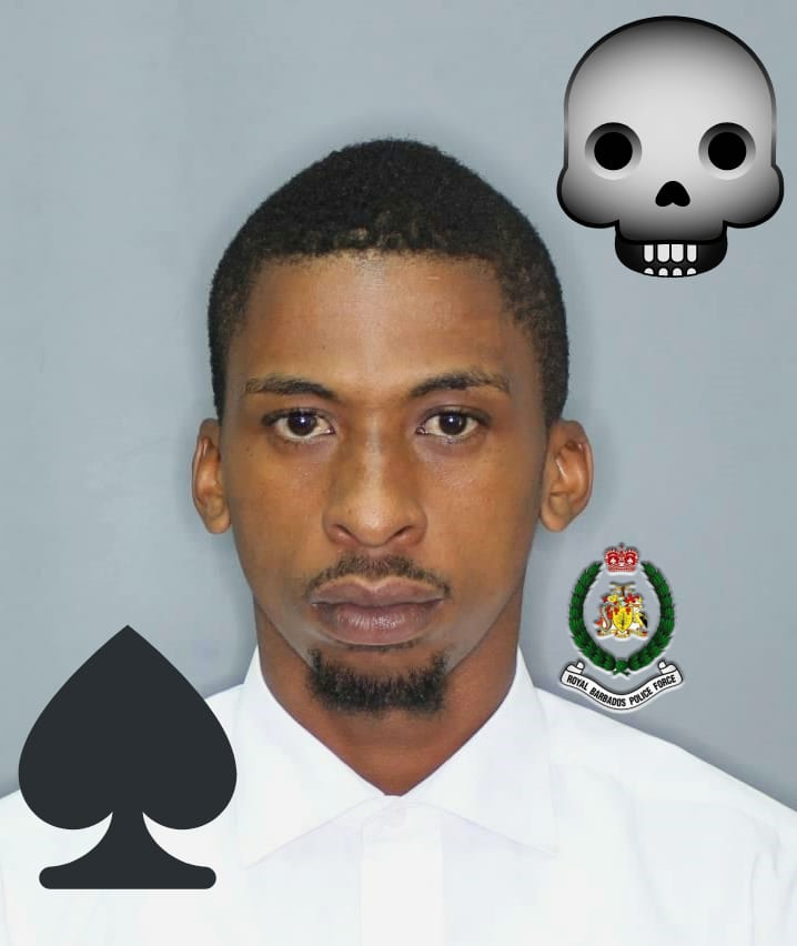 The deceased is identified as 27 year old KIASTAN HALLEN CLARKE of 2ND AVENUE GREEN HILL, ST. MICHAEL who was the subject of a WANTED MAN Bulletin issued on 8th June 2021.