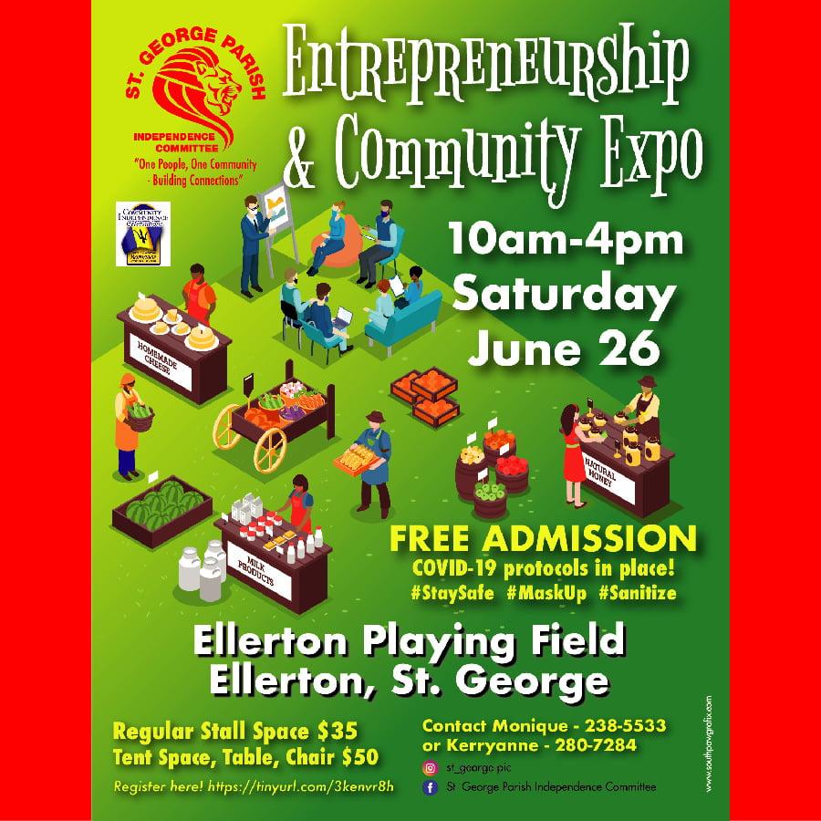 CLICK FOR BIGGER (St. George PIC Entrepreneurship & Community Expo - June 2021)
