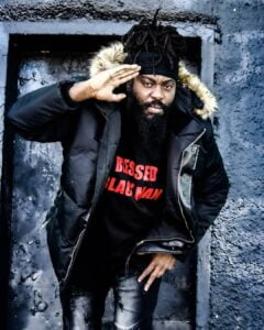Two time Juno and Urban Music Association of Canada Award winning Reggae Artiste Blessed