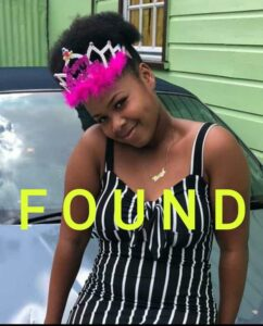 The 14 year old was reported missing<strong> Saturday 10th July 2021</strong>, has been traced. She has been traced alive and well on Thursday 15th July 2021 and is now in the custody of her mother who had reported her missing. Police continue investigations into this matter.